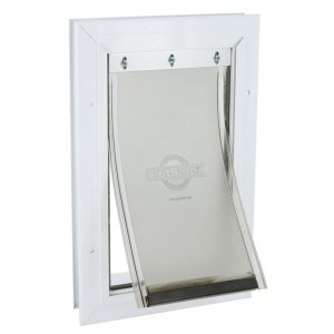 Staywell 600 Small Aluminium Pet Door Gattaiola