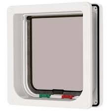 Cat Mate 4 way locking cat flap 235W Gattaiola