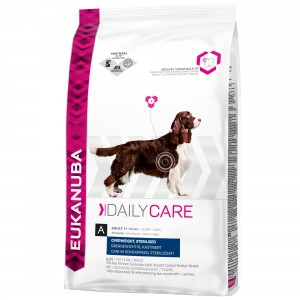 Eukanuba Daily Care Overweight, Sterilised Cane