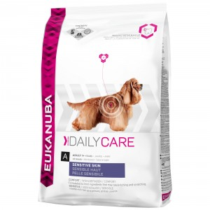 Eukanuba Daily Care Sensitive Skin Cane