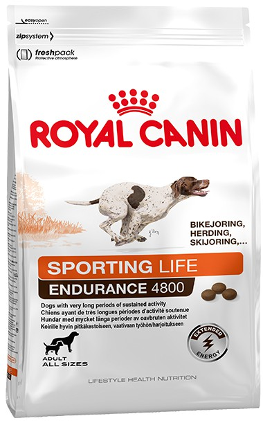 Royal Canin Sporting Life Endurance 4800 Cane