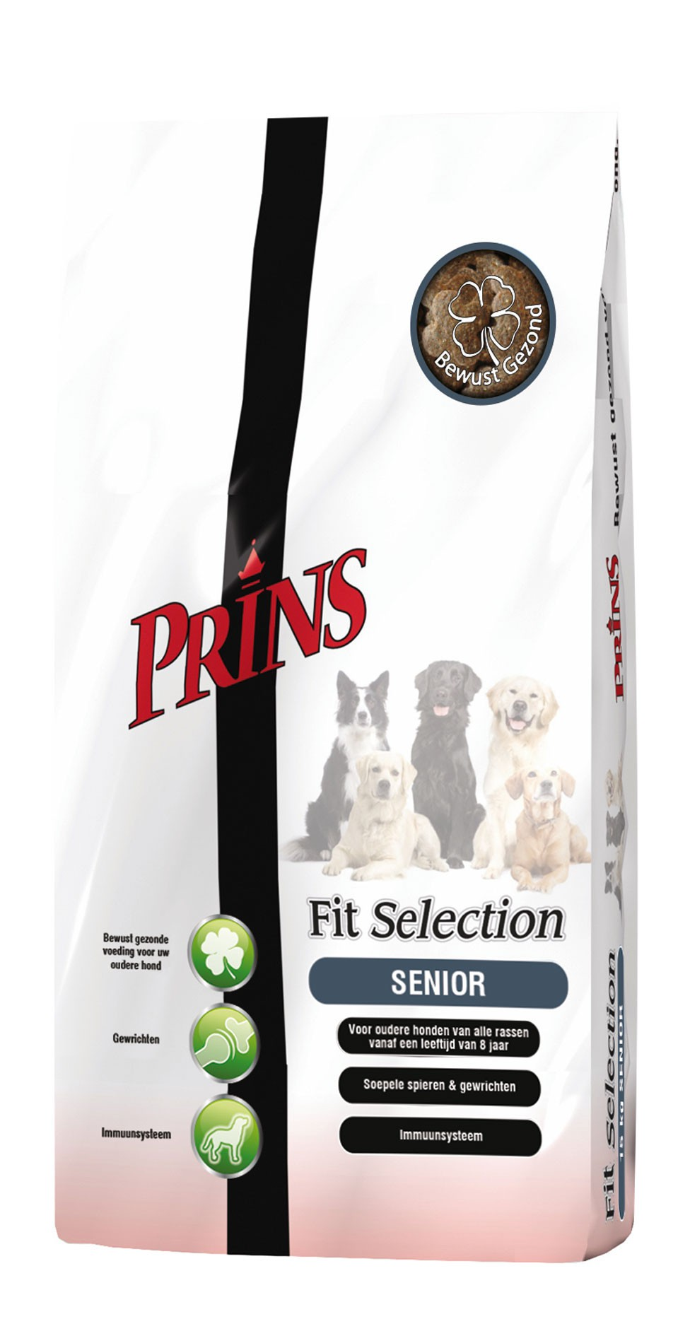 Prins Cane – Fit Selection Senior