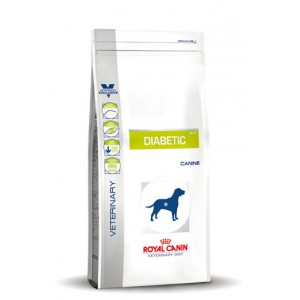 Royal Canin Veterinary Diet Diabetic per cane