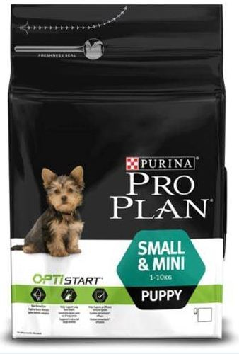 Pro Plan Cane Puppy Small & Mini
