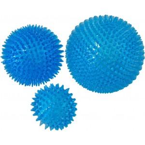 Palla Galleggiante con Punte Blu