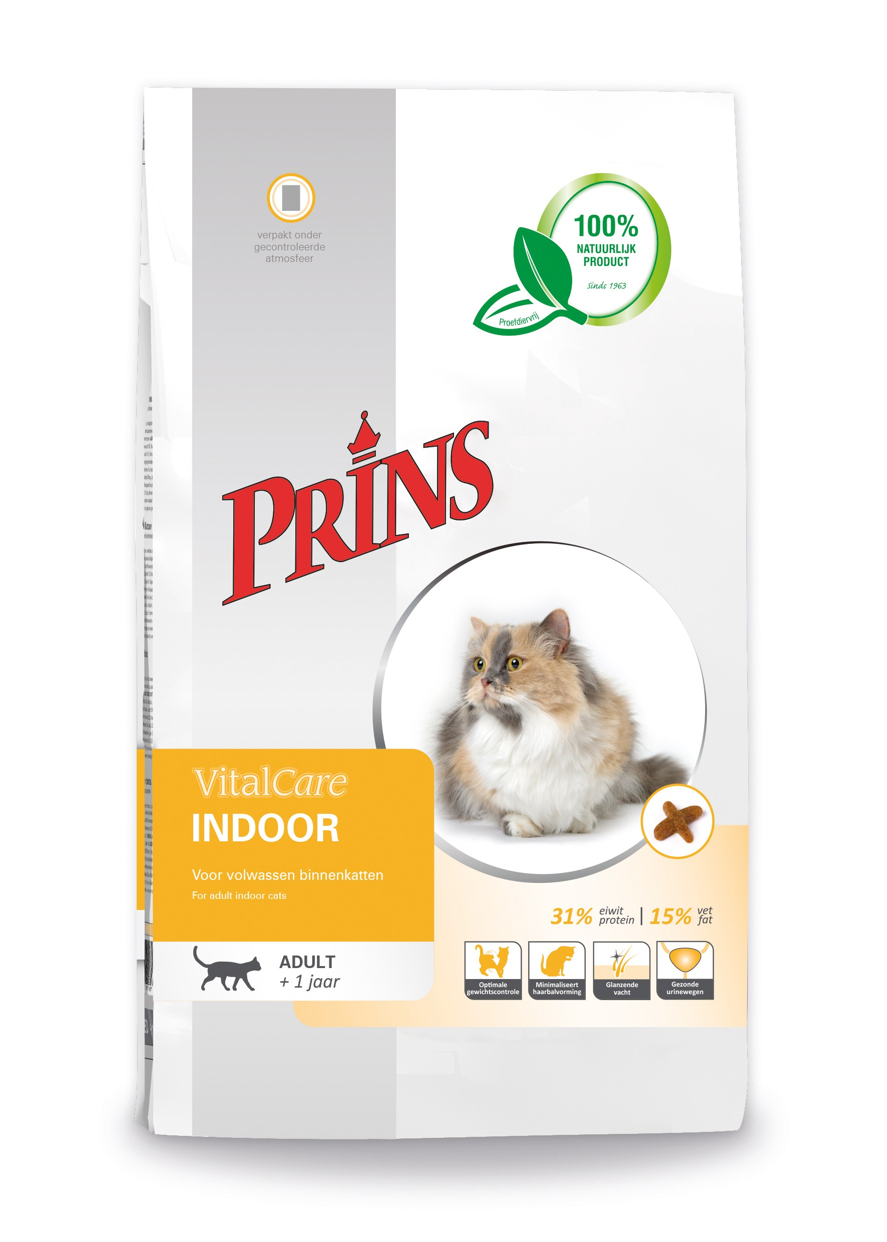 Prins Gatto – VitalCare Indoor