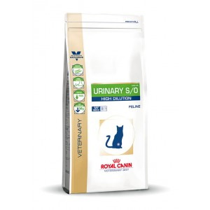 Royal Canin Urinary S/O High Dilution Gatto - UHD 34