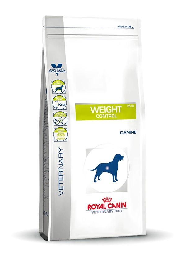 Royal Canin Weight Control - DS 30 per cane