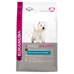 Eukanuba Cane West Highland White Terrier