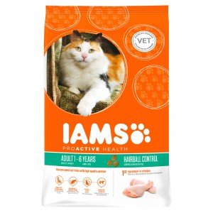 Iams Gatto Adulto Hairball