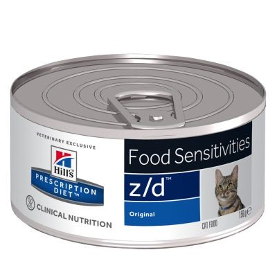 Hill's Prescription Diet Z/D Gatto Scatolette (156 gr)