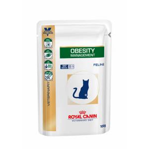 Royal Canin Veterinary Diet Obesity Management (scatoletta) per gatto