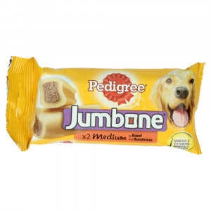 Pedigree Jumbone Medium (Manzo)