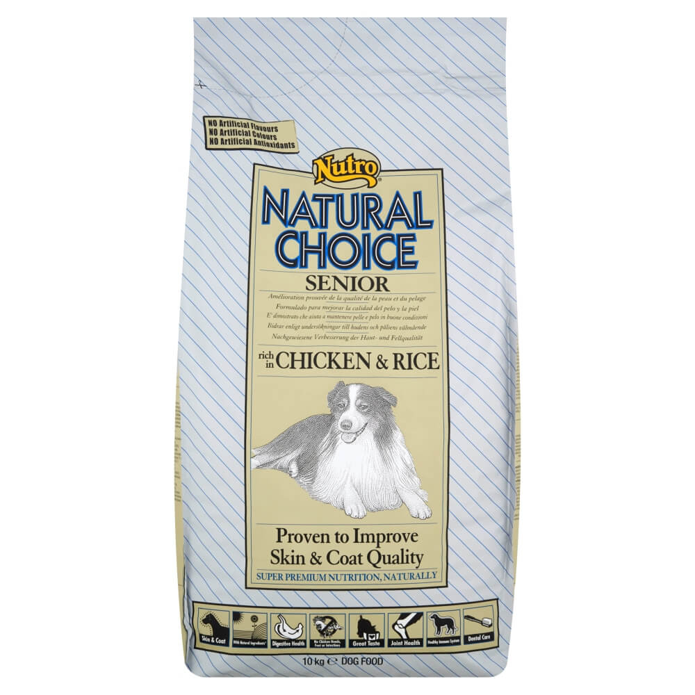 Nutro Choice Cane Senior, Pollo