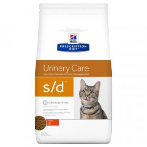 Immagine di 1.5 kg Hill's Prescription Diet S/D Gatto