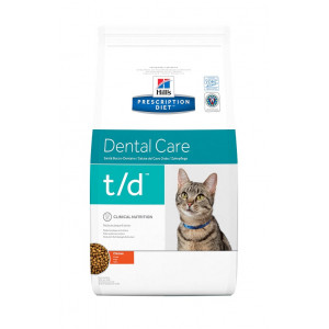 Immagine di 1.5 kg Hill's Prescription Diet T/D Gatto