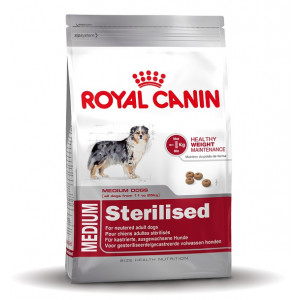Royal Canin Medium Sterilised per cane