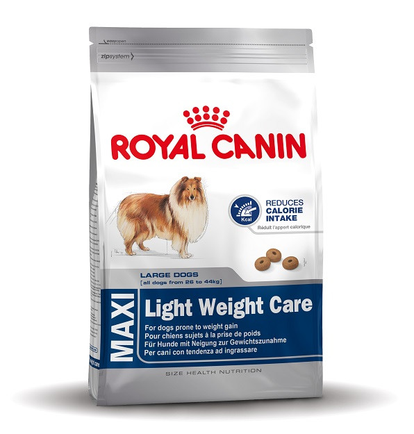 Royal Canin Maxi Light Weight Care per cane