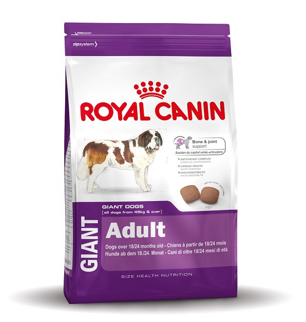 Royal Canin Giant Adult per cane