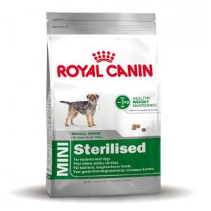Royal Canin Mini Sterilised per cane