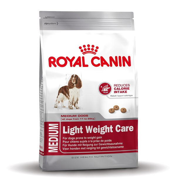 Royal Canin Medium Light Weight Care per cane