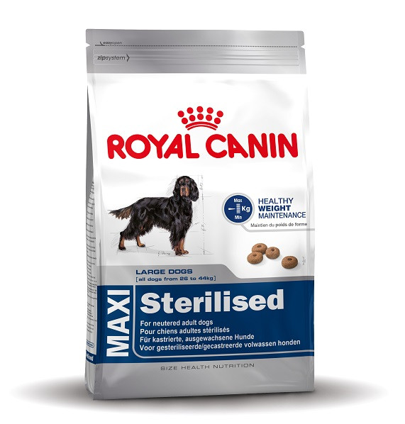 Royal Canin Maxi Sterilised  per cane