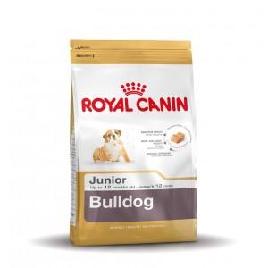 Royal Canin Cane Bulldog Junior 30