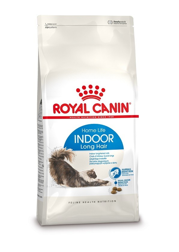 Royal Canin Indoor Long Hair 35 Gatto