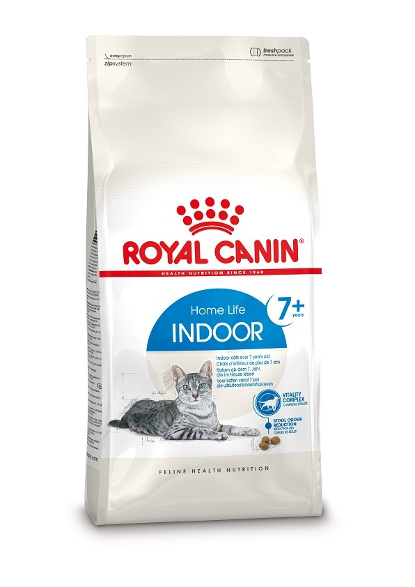 Royal Canin Indoor +7 Gatto