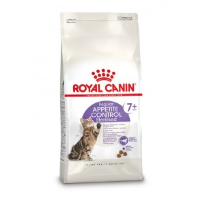 Royal Canin Sterilised Appetite Control +7 Gatto