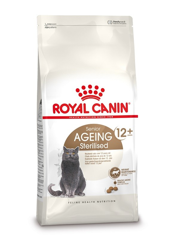 Royal Canin Ageing Sterilised 12+ Gatto