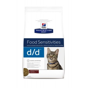 Immagine di 1.5 kg Hill's Prescription Diet D/D Gatto