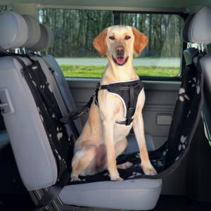 Trixie Coperta Auto con Pareti Laterali piccola per cane
