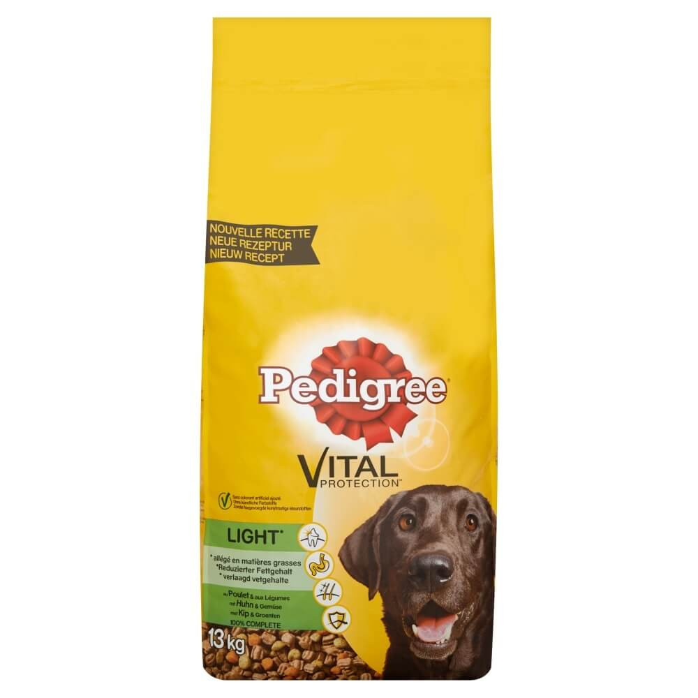 Pedigree Cane Adulto Light, con pollame