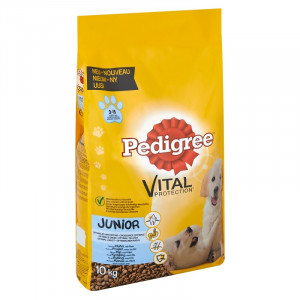 Pedigree Cane Junior, con pollo e riso