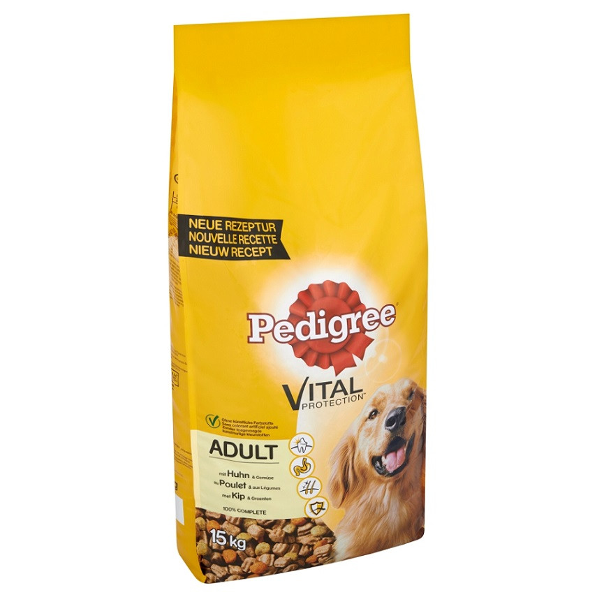Pedigree Cane Adulto, con pollo
