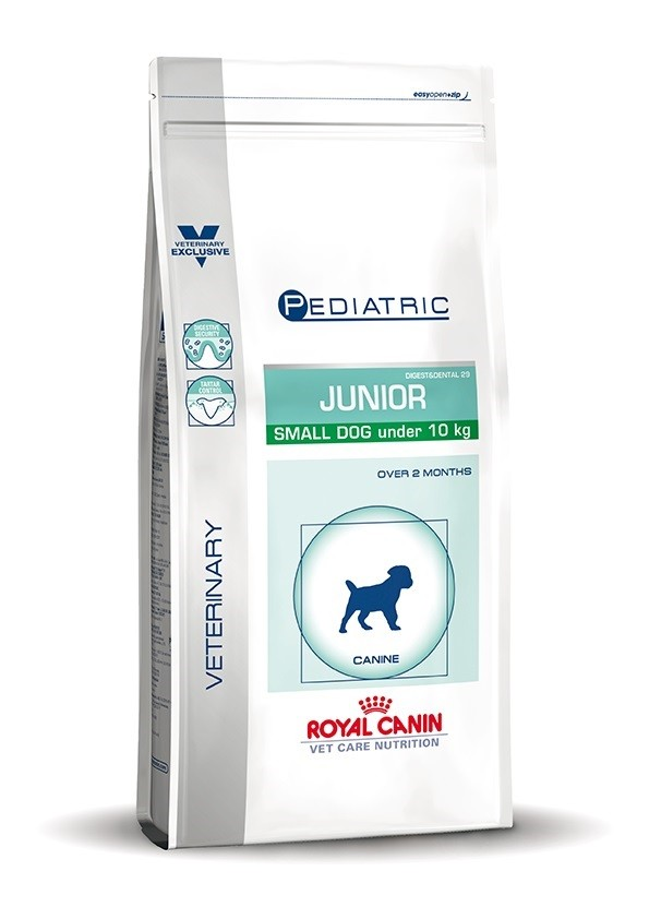 Royal Canin VCN Pediatric Junior Small per cane