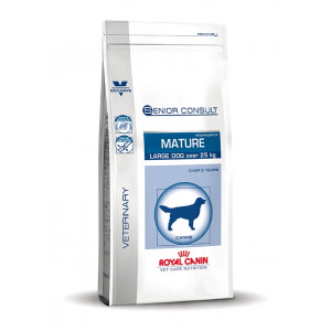 Royal Canin VCN Senior Consult Mature Large per cane