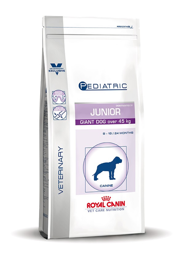 Royal Canin VCN Pediatric Junior Giant Dog Digest & Osteo per cane