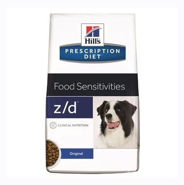 Hill's Prescription Diet Z/D Skin/Food Sensitivities Cane
