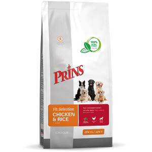 Prins Cane – Fit Selection, con pollo e riso
