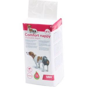 Savic Comfort Nappy Pannolini per cane 12 pezzi