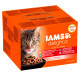 Iams Delights Land & Sea Collection 24 x 85 gr Gatto