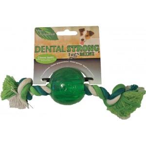Dentalstrong Palla Piccola di Gomma per cane