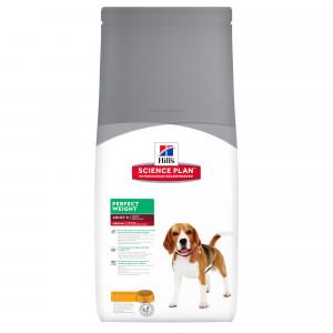 Hill's Veterinary Perfect Weight Medium Cane, con pollo