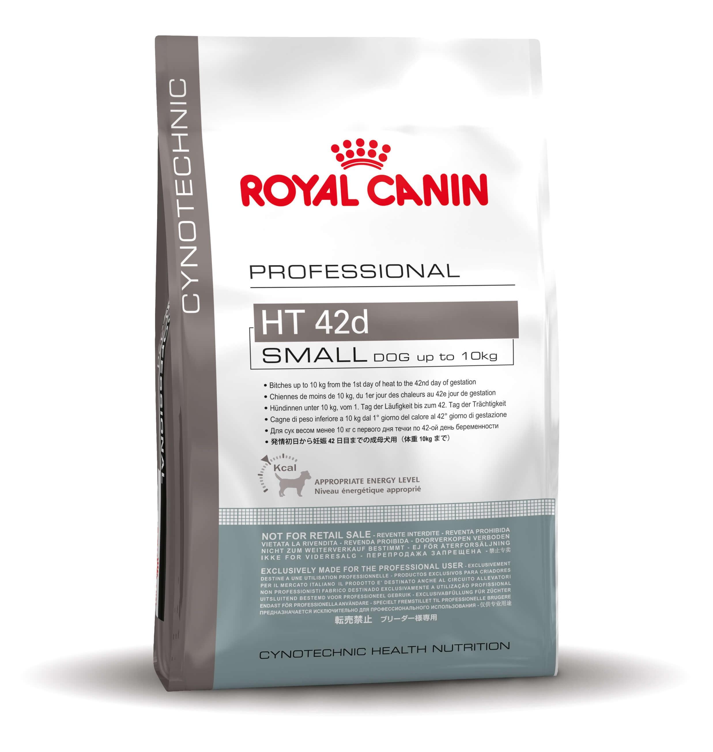 Royal Canin HT42D Small Dog hondenvoer