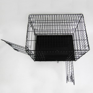 Benche Zwart 109 x 69 x 75 cm