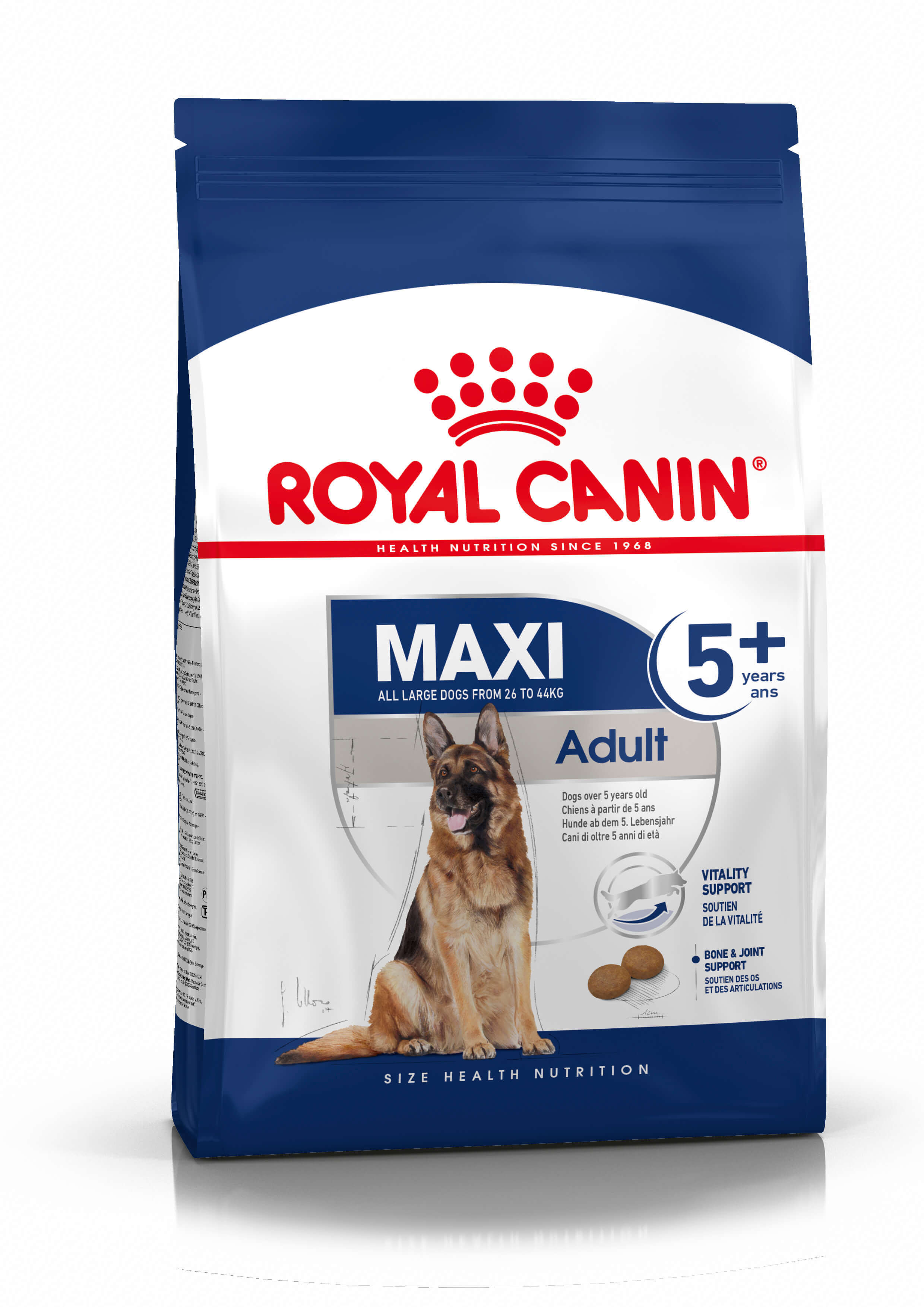 Royal Canin Maxi Adult 5+ Hondenvoer