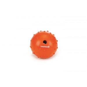 Rubberen Speelbal met bel voor de hond