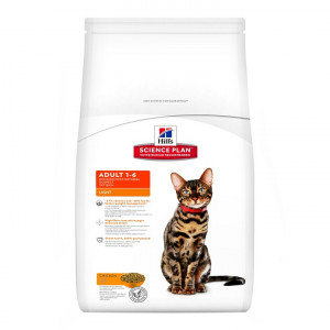 Immagine di 1.5 kg Hill's Light Gatto Adulto